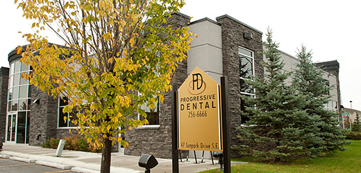 Our Dentist Office in South East Calgary